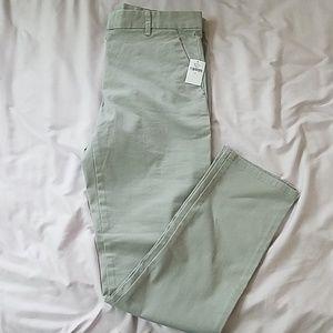 [NWT] GAP Skinny Crop Pants (Khakis by GAP)